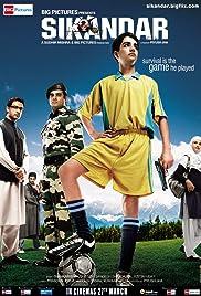 Sikandar(2009) Poster - Movie Forum, Cast, Reviews