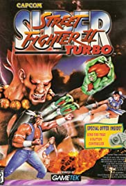 Super Street Fighter II Turbo(1994) Poster - Movie Forum, Cast, Reviews