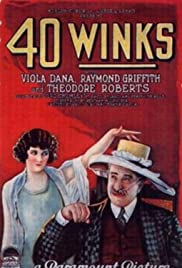 Forty Winks Poster