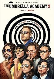The Umbrella Academy - Season 1 (2019) poster