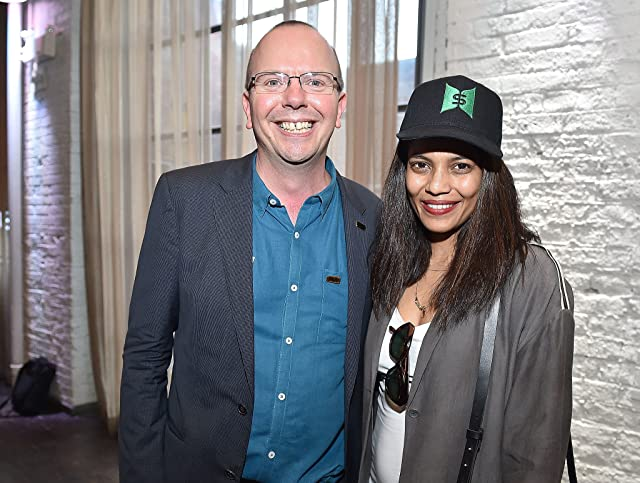 Col Needham and Priyanka Bose