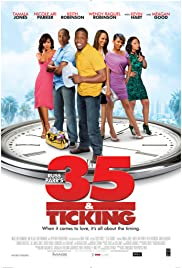35 and Ticking (2011) Poster - Movie Forum, Cast, Reviews
