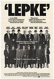 Lepke(1975) Poster - Movie Forum, Cast, Reviews
