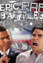 Barack Obama vs Mitt Romney Poster