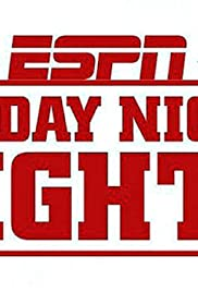ESPN Friday Night Fights Poster