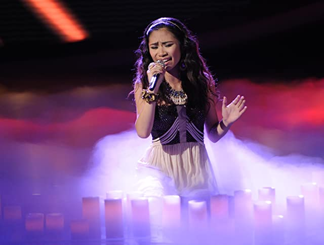 Jessica Sanchez at an event for American Idol (2002)