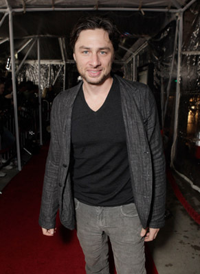 Zach Braff at an event for Conviction (2010)