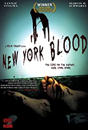New York Blood Poster