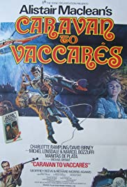 Caravan to Vaccares (1974) Poster - Movie Forum, Cast, Reviews