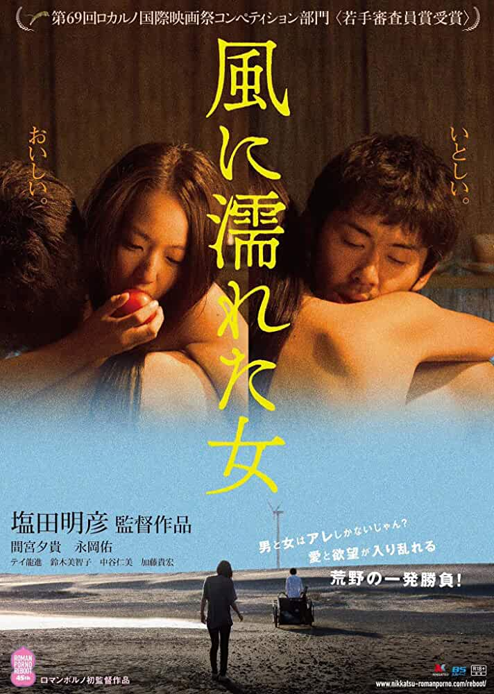 (18+) Wet Woman in the Wind (2016)  [Japanese] WEB-DL (1GB)(MP4)