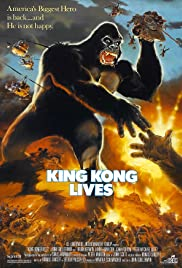 King Kong Lives (English)
