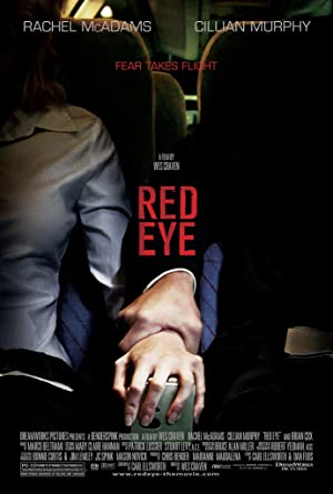 Red Eye Pelicula Poster