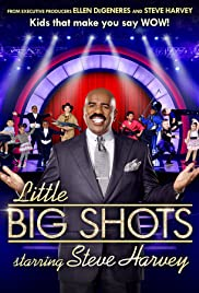 Little Big Shots Poster - TV Show Forum, Cast, Reviews