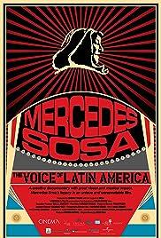 Mercedes Sosa: La voz de Latinoamérica Poster
