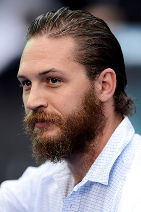 Tom Hardy at an event for Prometheus (2012)