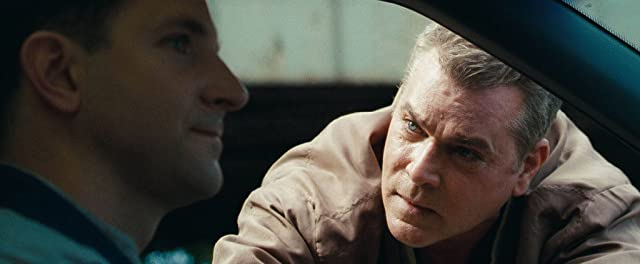 Ray Liotta and Bradley Cooper in The Place Beyond the Pines (2012)