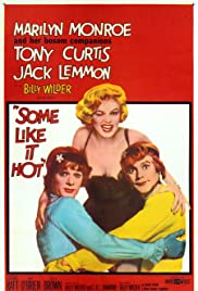 Some Like It Hot (1959) Poster - Movie Forum, Cast, Reviews
