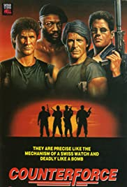 Counterforce Poster