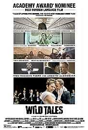 Relatos Salvajes film poster