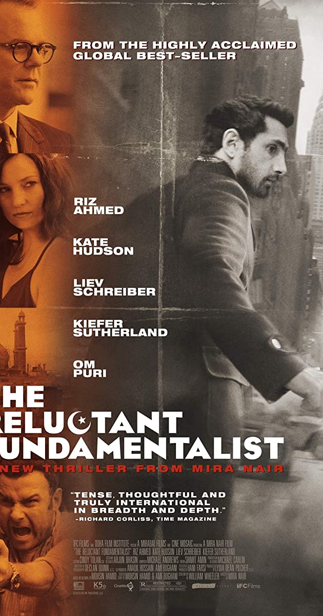 The Reluctant Fundamentalist 2012 BRRip