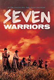 Seven Warriors Poster