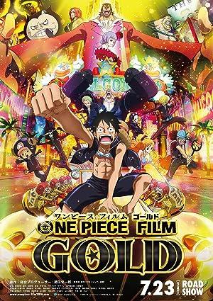 One Piece Film Gold วันพีช ฟิล์ม โกลด์