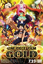Primary image for One Piece Film: Gold