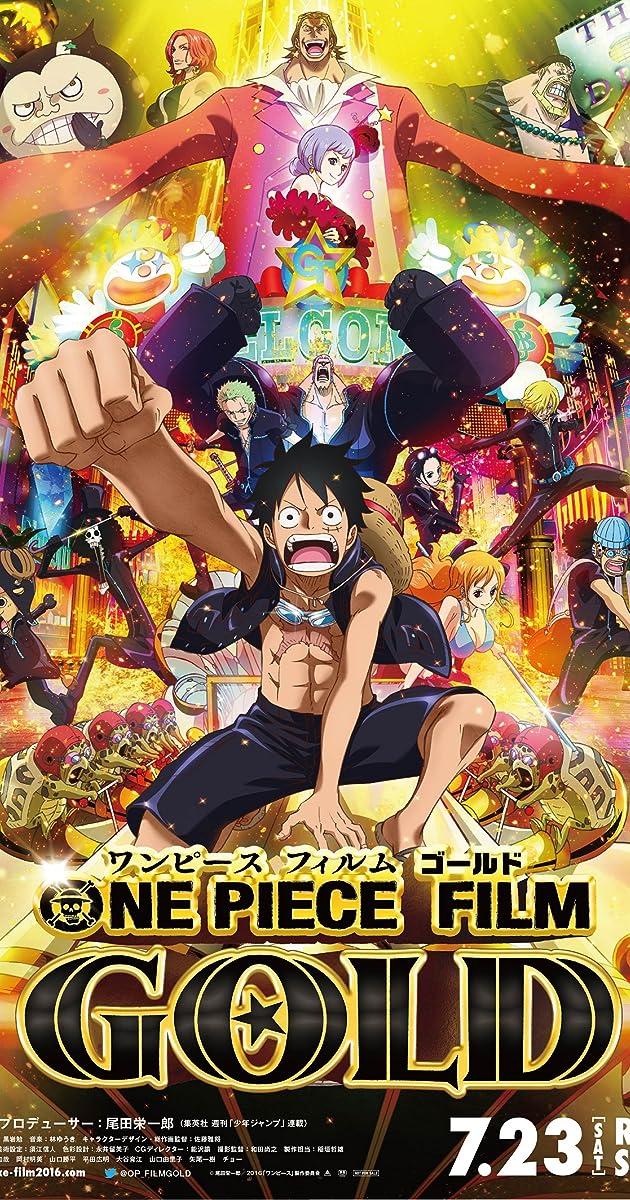 One Piece Movie Gold Stream