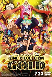 One Piece Película 13: Gold [BRRip] [Subs Latino] [1 Link] [MEGA]