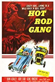 Hot Rod Gang (1958) Poster - Movie Forum, Cast, Reviews
