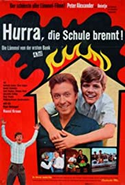 Hurrah, the School Is Burning Poster