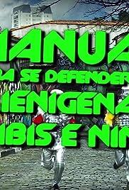 Manual Para se Defender de Alienigenas, Zumbis e Ninjas Poster