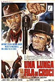 Una lunga fila di croci (1969) Poster - Movie Forum, Cast, Reviews
