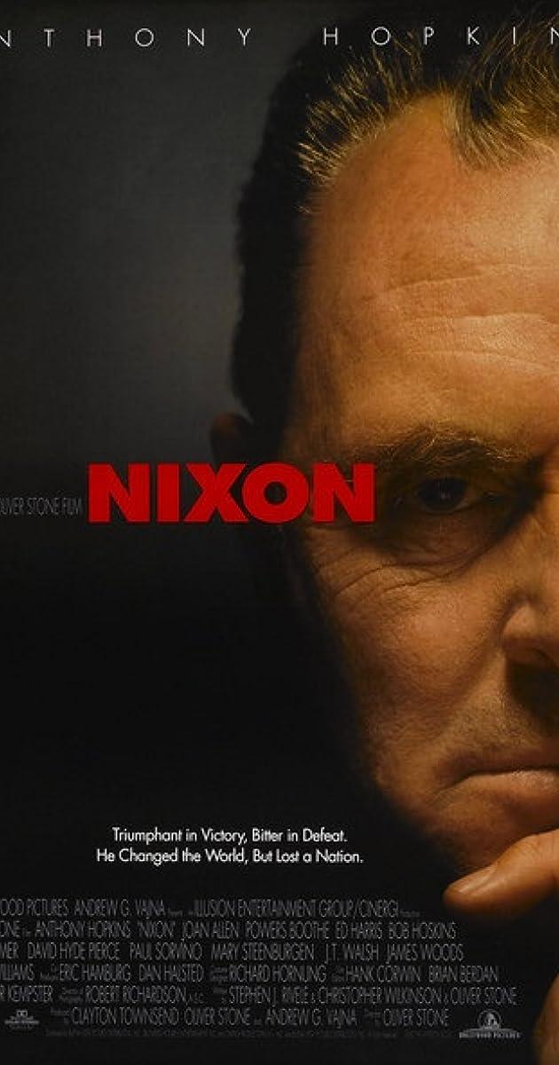 nixon 1995 imdb