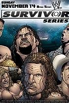 Survivor Series (2004) Poster