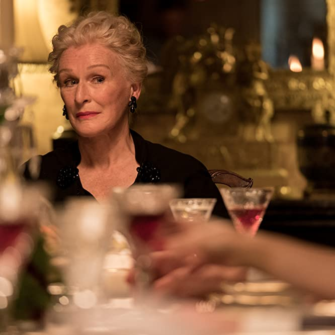 Glenn Close in Crooked House (2017)