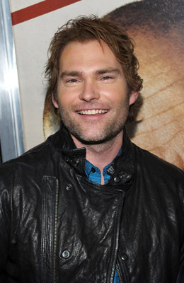 Seann William Scott at an event for Cop Out (2010)
