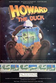 Howard the Duck: Adventure on Volcano Island Poster