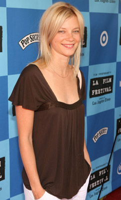Amy Smart at Who Killed the Electric Car? (2006)