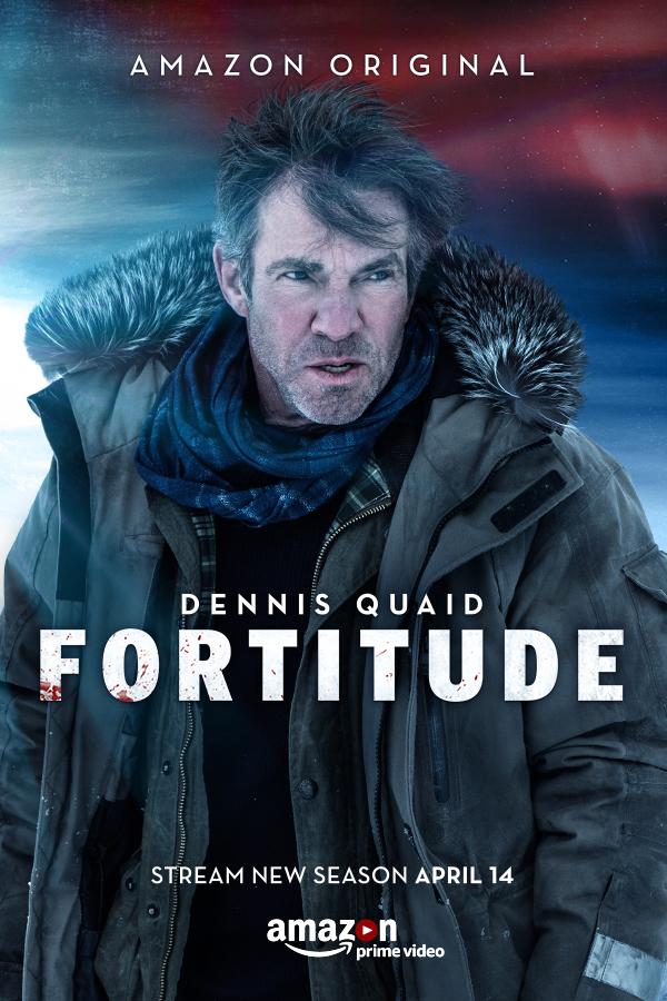 Fortitudas / Fortitude (1 Sezonas) (2015)