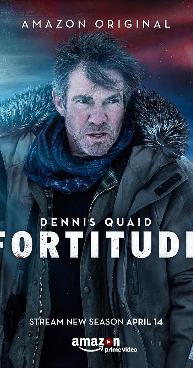 Fortitudas (2 Sezonas) / Fortitude (Season 2) (2017) online
