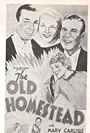 The Old Homestead Poster