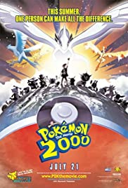 Pokémon: The Movie 2000 Poster