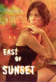 East of Sunset Poster