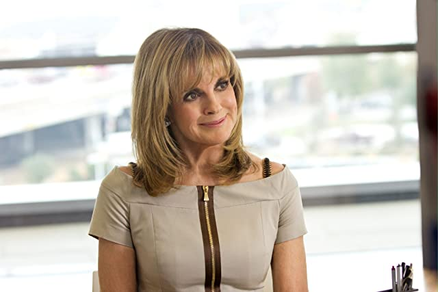 Linda Gray in Dallas (2012)