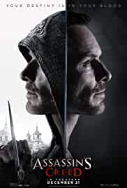 Assassins Creed (2016) 720p HC HDRip [Dual Audio] (English – Hindi[Cam]) Makintos13 800MB