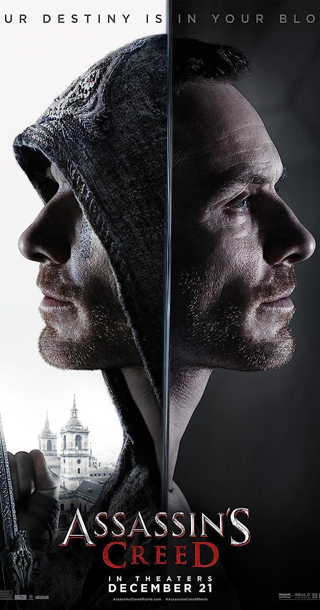Assassins Creed (2016) 720p HDRip
