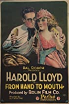 From Hand to Mouth (1919) Poster