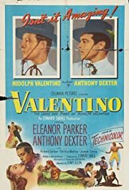 Valentino (1951) Poster - Movie Forum, Cast, Reviews