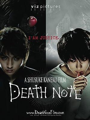 Death Note 1 สมุดโน๊ตกระชากวิญญาณ ภาค 1